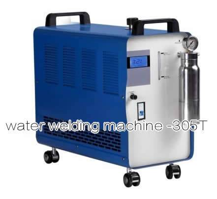 water welding machine-305T with 300 liter/ hour hho gases output newly