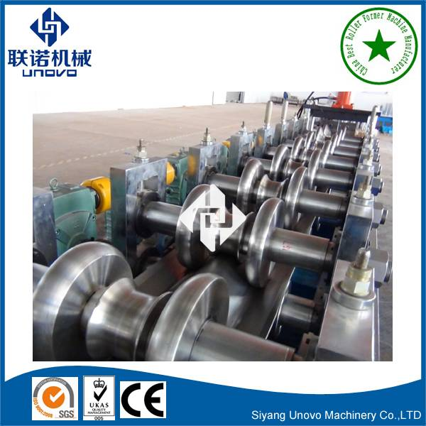 high quality highway guardrail production line