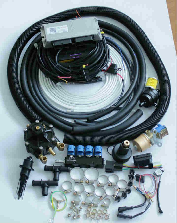 LPG/CNG conversion kit for 6.0L auto