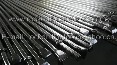 Integral Drill Rods