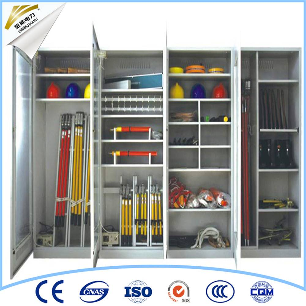 steel safety tool storage cabinet
