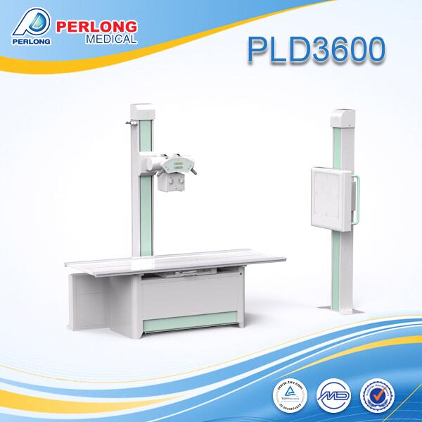 radiography x ray equipment PLD3600 with chest stand