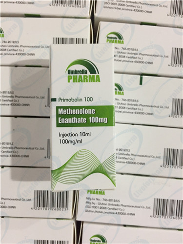10ml OIL Injection Primobolan Methenolone Enanthate 100mg/ml