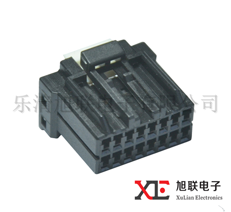 car cable wire waterproof TE 16 pins connectors 175966-2