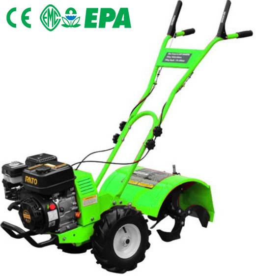 hot selling!!! CE approved air cooling 6.5hp power tiller