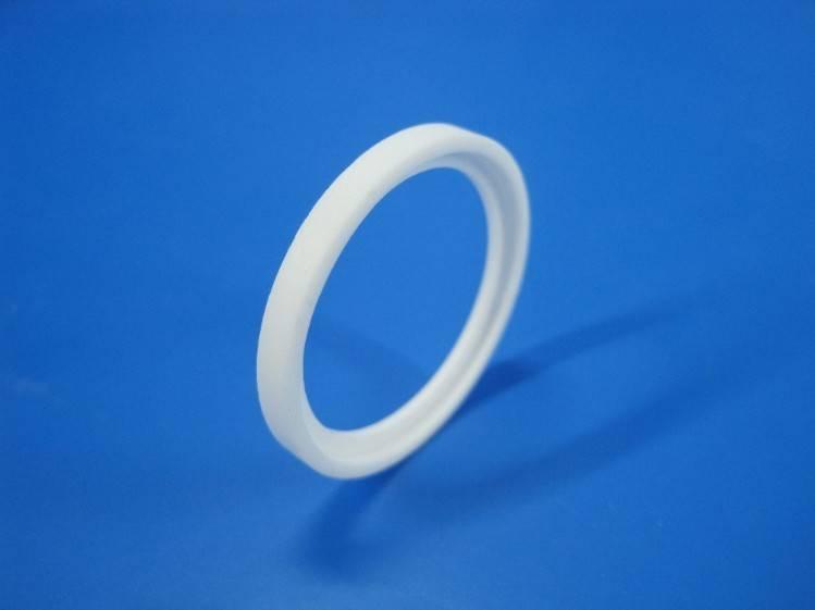suhu tinggi perlawanan alumina keramik segel cincin