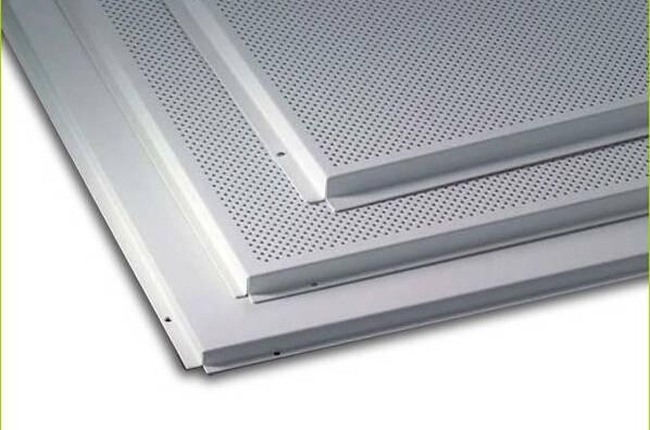 Aluminium Ceiling Lay in