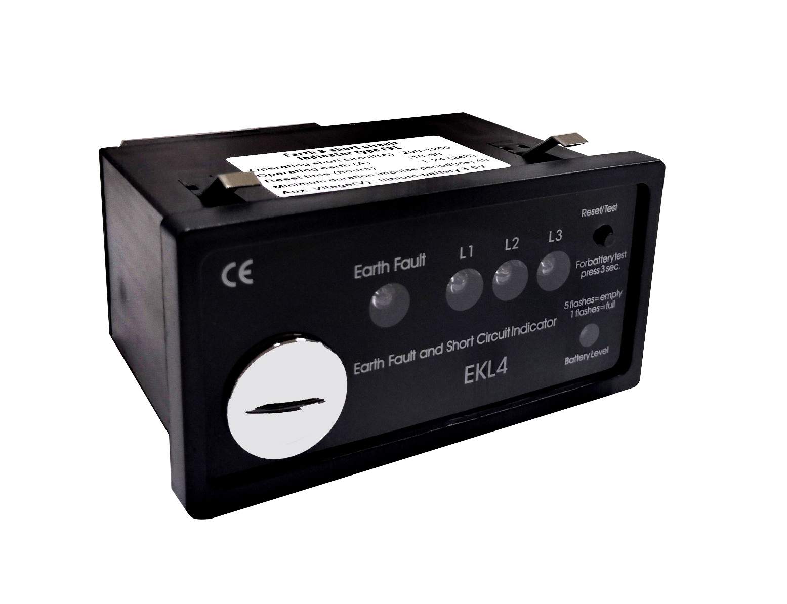 SNV-ELK4 Directional Short-Circuit and Directional Earth Fault Indicator
