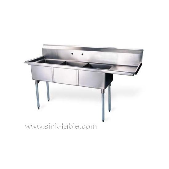Stainless Steel Sink FSA-3-R1
