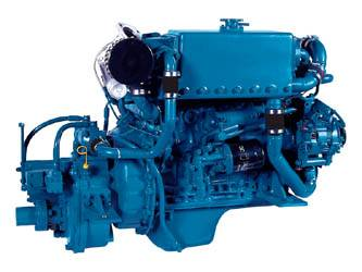 Marine Propulsion Diesel Engine (H4D)