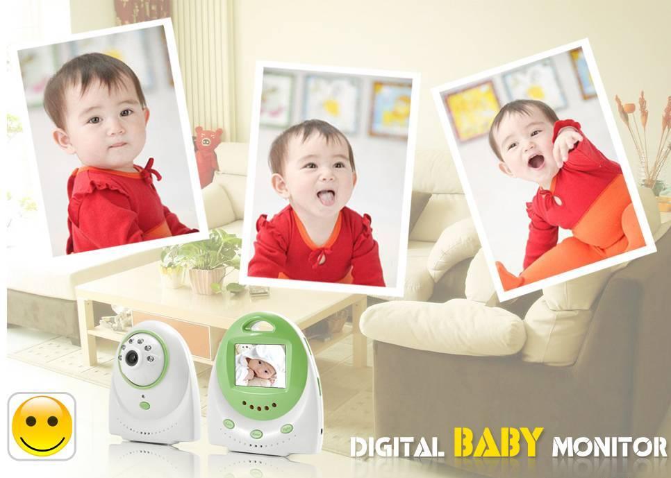 digital wireless security baby monitor(ekape_712)