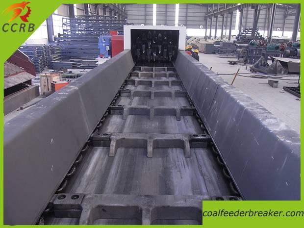 1500TPH Opencast Coal Mine Feeder Breaker