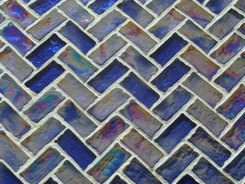 Glass mosaic tiles - TF09