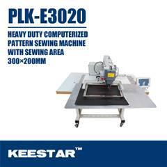 Computer pattern sewing machine PLK-E3020