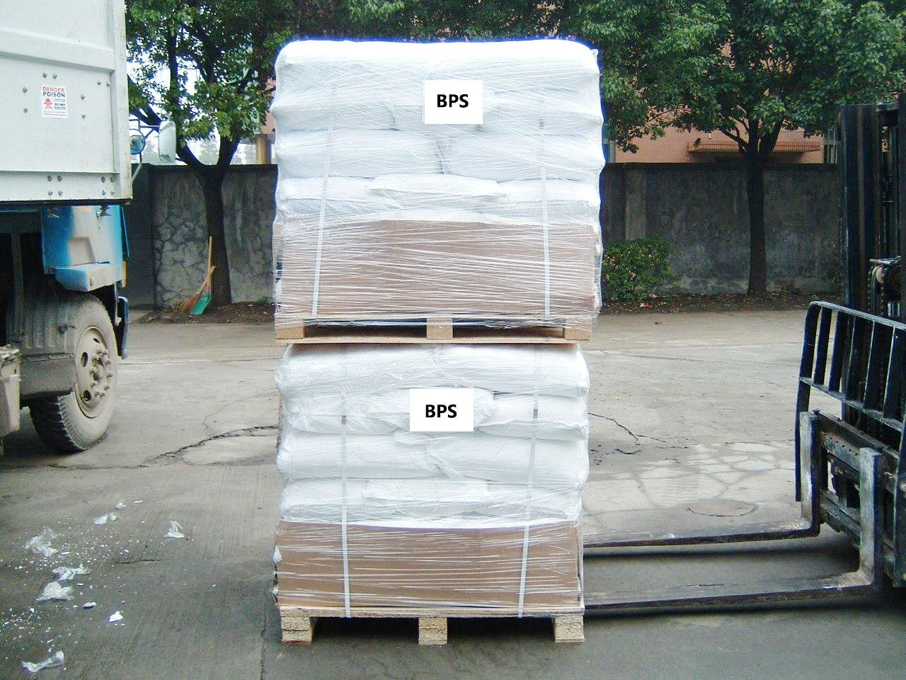 CAS 80-09-1 Bisphenol-S 4-hydroxyphenyl sulfone