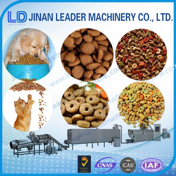 Stainless steel pet food processing equipment shandong