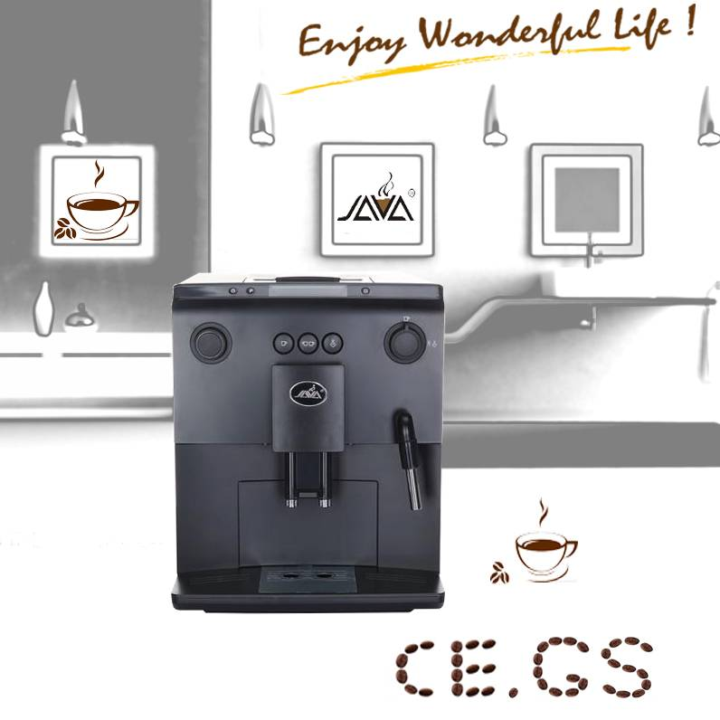 WSD18-060 JAVA Fully Auto Coffee Machine for office,hotel and restaurant use