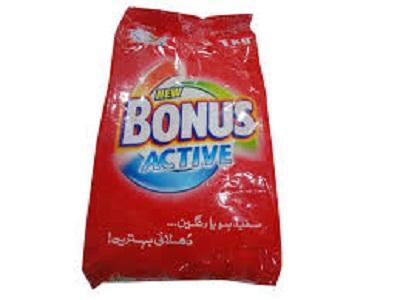 Bonux 400g washing powder / Bonux 1.4kg / Bonux 280g liquid tabs