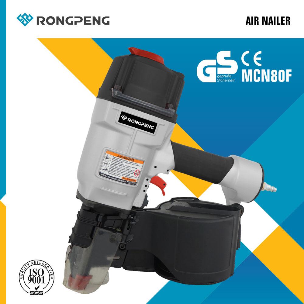 RONGPENG Coil Framing Nailer MCN80F