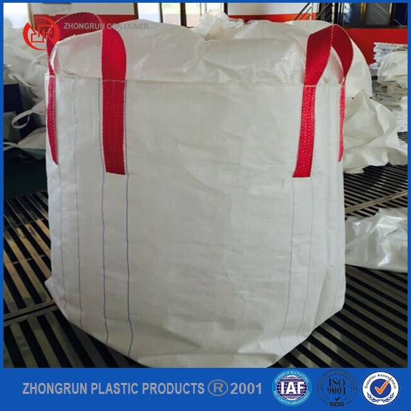 PP woven bag,plastic big bag, capacity 500-3000kg for construction material