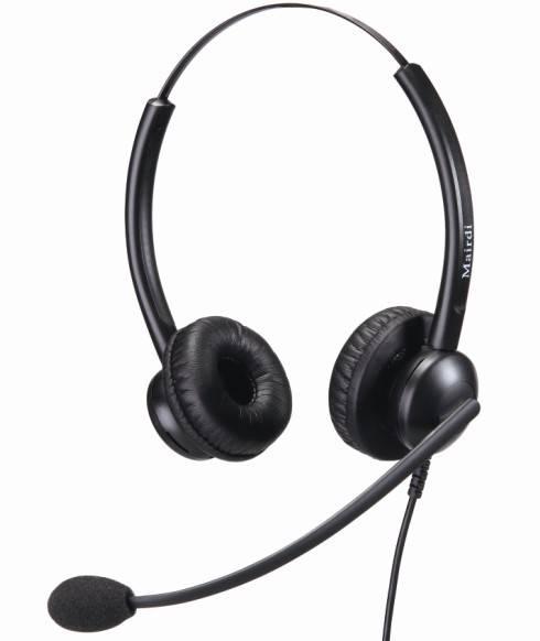 Office Telephone Headset Binaural Headset