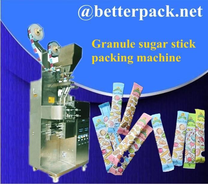 BT-40B automatic sticks sugar packing machine sugar stick packaging machine