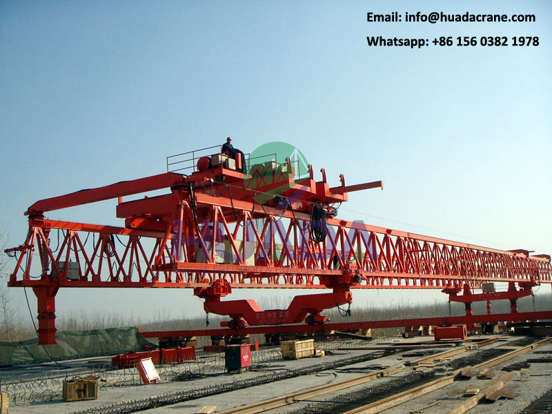 laungcher road and bridge beam construction machinery beam launcher is a professional design for