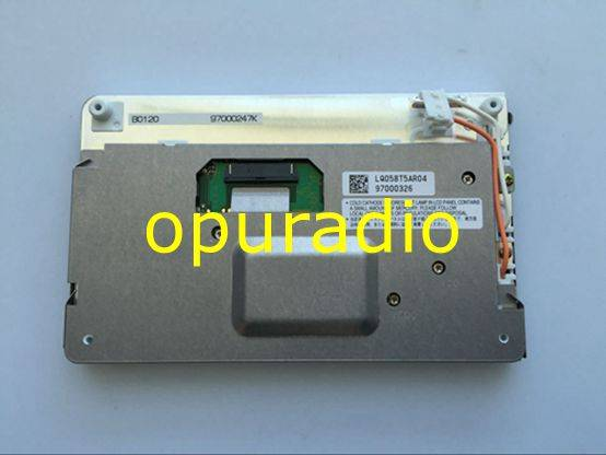 Sharp LQ058T5AR04 Display LCD Monitor Screen complete exact for Porsche 911 987 997 Boxster Cayman O