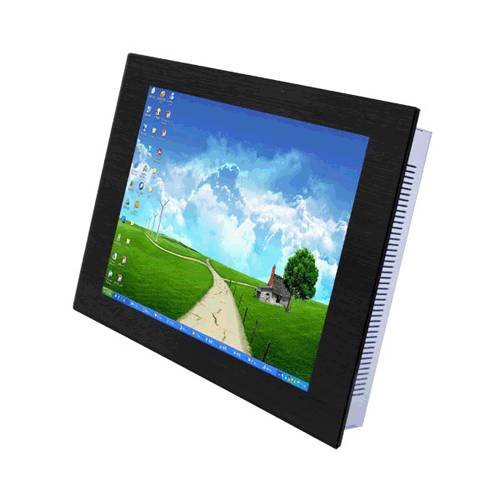 """22"""" Wide LCD Multitouch Industrial Panel PC,all in one pc IPC-222"""