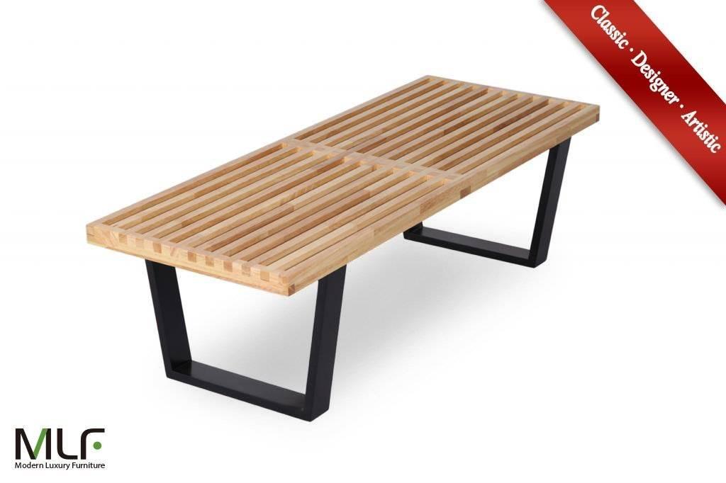 MLF Nelson Platform Bench (3 Sizes)