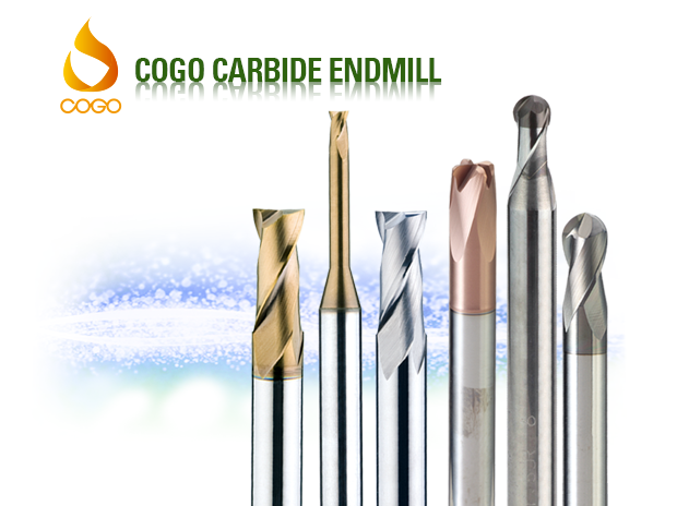 KOREA carbide endmill, strong for CBN, High hardened steels,Diamond coating ENDMILL