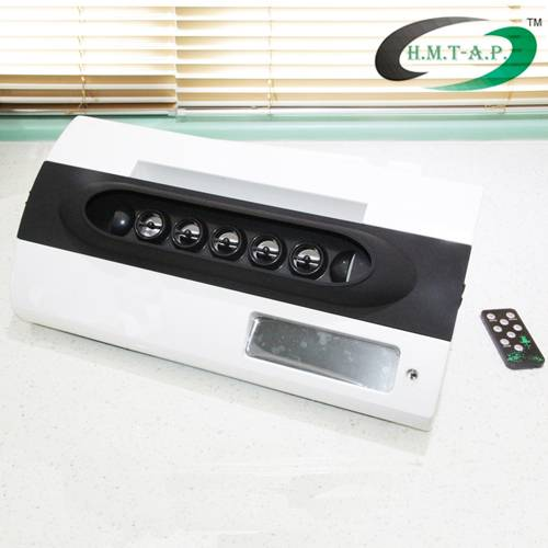 air water purifier ozonizer with air quality sensor