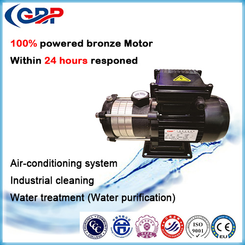 G-HLF(T) horizontal multistage centrifugal pump8-50