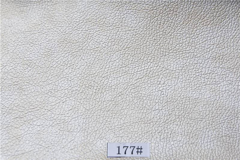 upholstery leather for decoration C177
