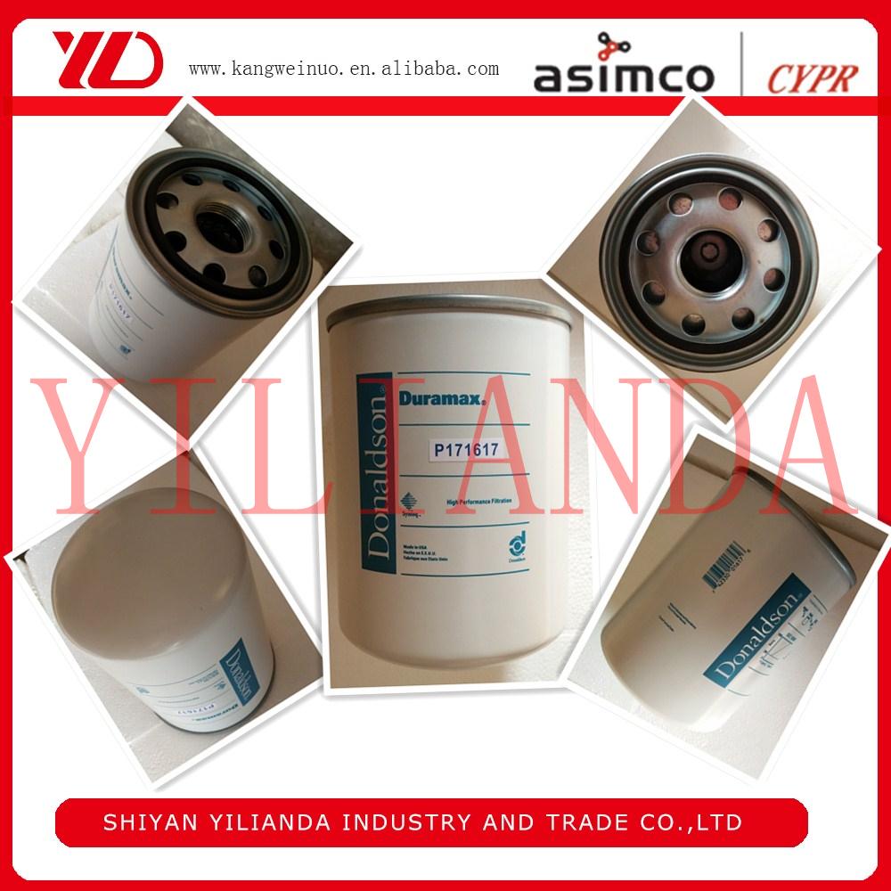 OEM Diesel Engine Oil Filter P171617