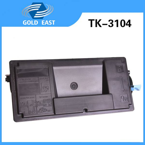 Hot selling compatible Kyocera toner TK-3104