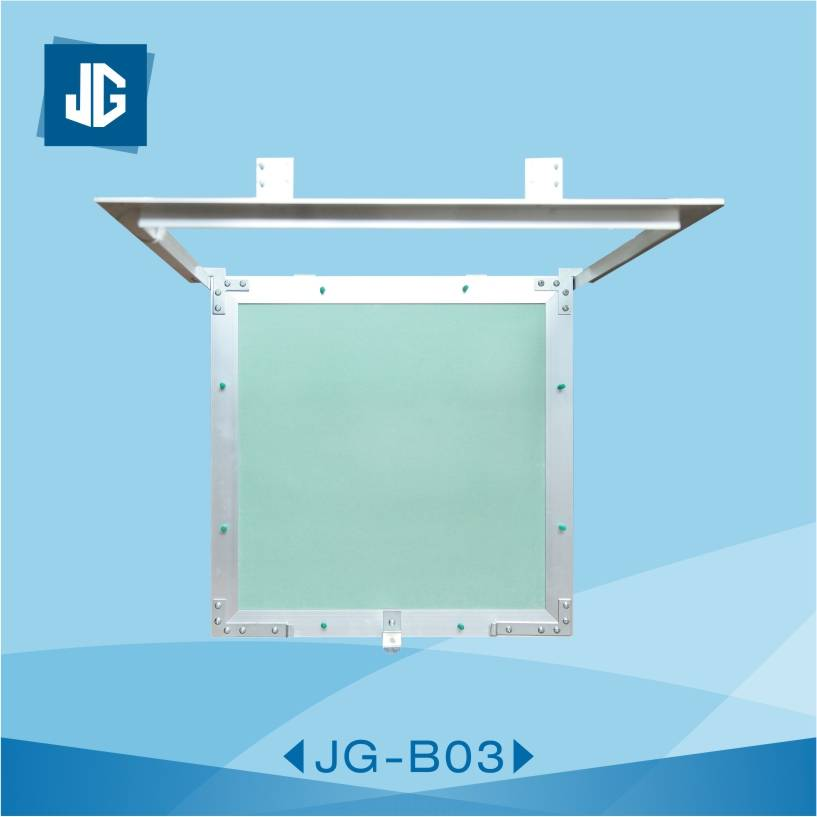 Wall Access Panel with Plasterboard