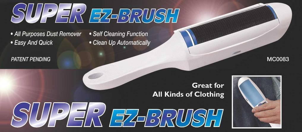 SUPER EZ BRUSH