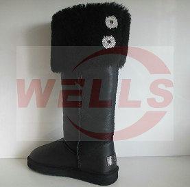 Lady's Boots, Wells-B14018