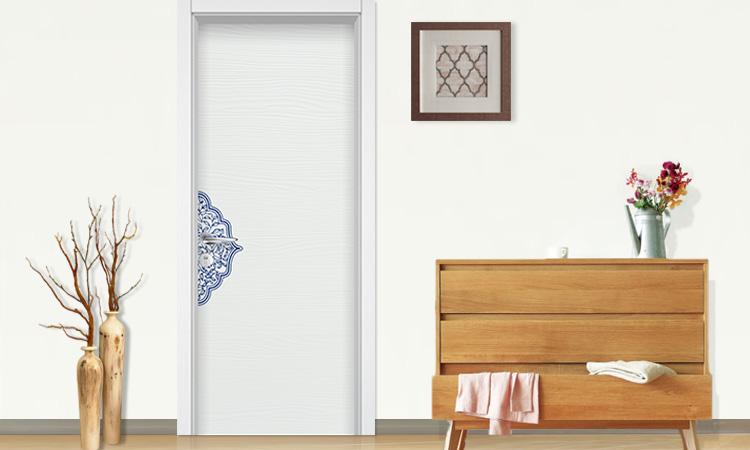 HONMAX door Composite baking varnish interior decorative sliding door