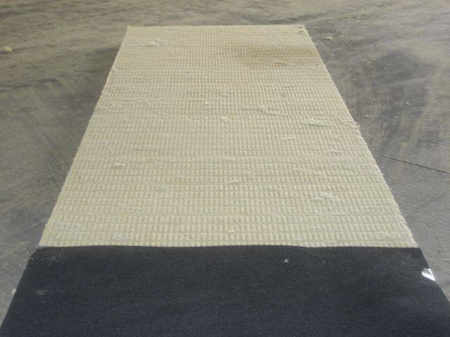 Rock wool board/pipe