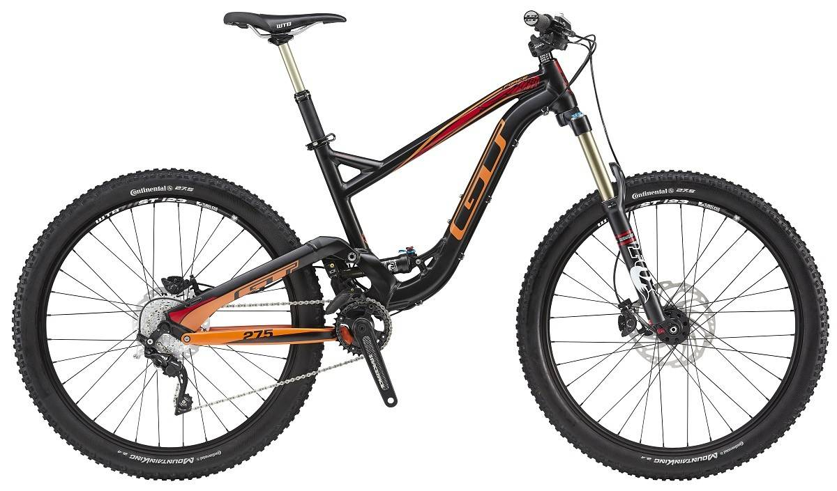 GT Force X AL Expert Mountain Bike 2015 - Full Suspension MTB $2,299.00