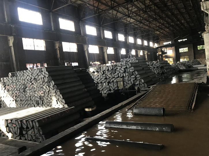 Electrodes consumed by Steel Plant -China Manufacturer