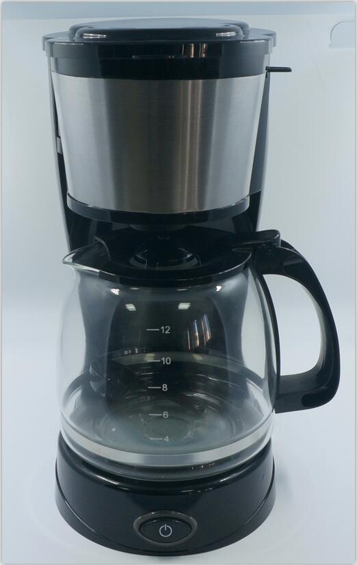 Cheapest model CM-123S 12 cups 1.5L coffee maker with water level