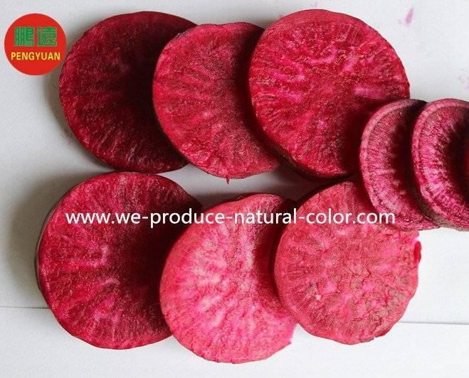 beet root red colorant