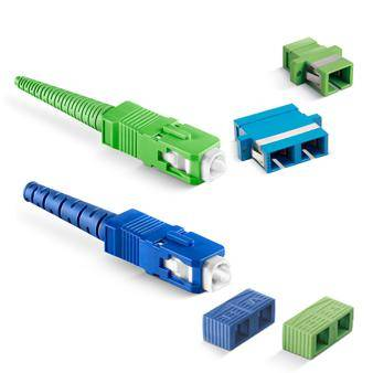 SC Series Fiber Optic Connector