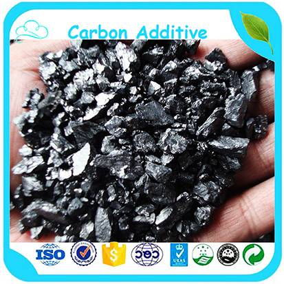 Made In China Competitive Price FC 98.5% Calcined Petroleum Coke / CPC Recarburizer