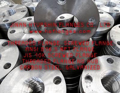 ANSI CL300 CL600 CL 900 THREADED Flange, raised face Flange, carbon steel