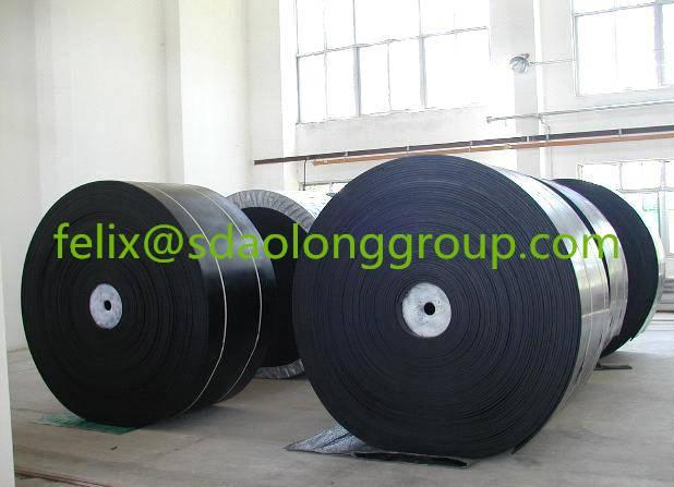 Chemical Resistant Conveyor Belt;