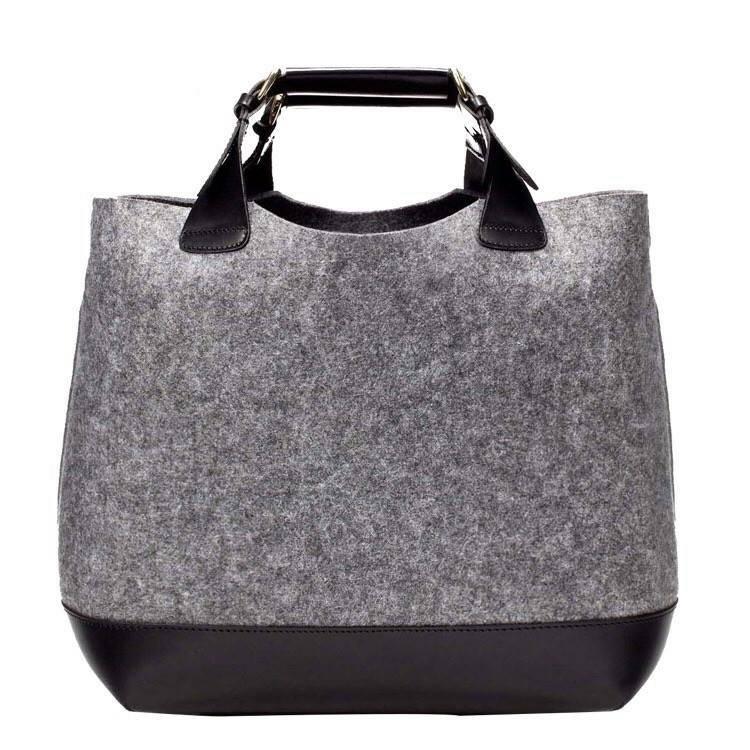Fashion Handmad Felt Bag
